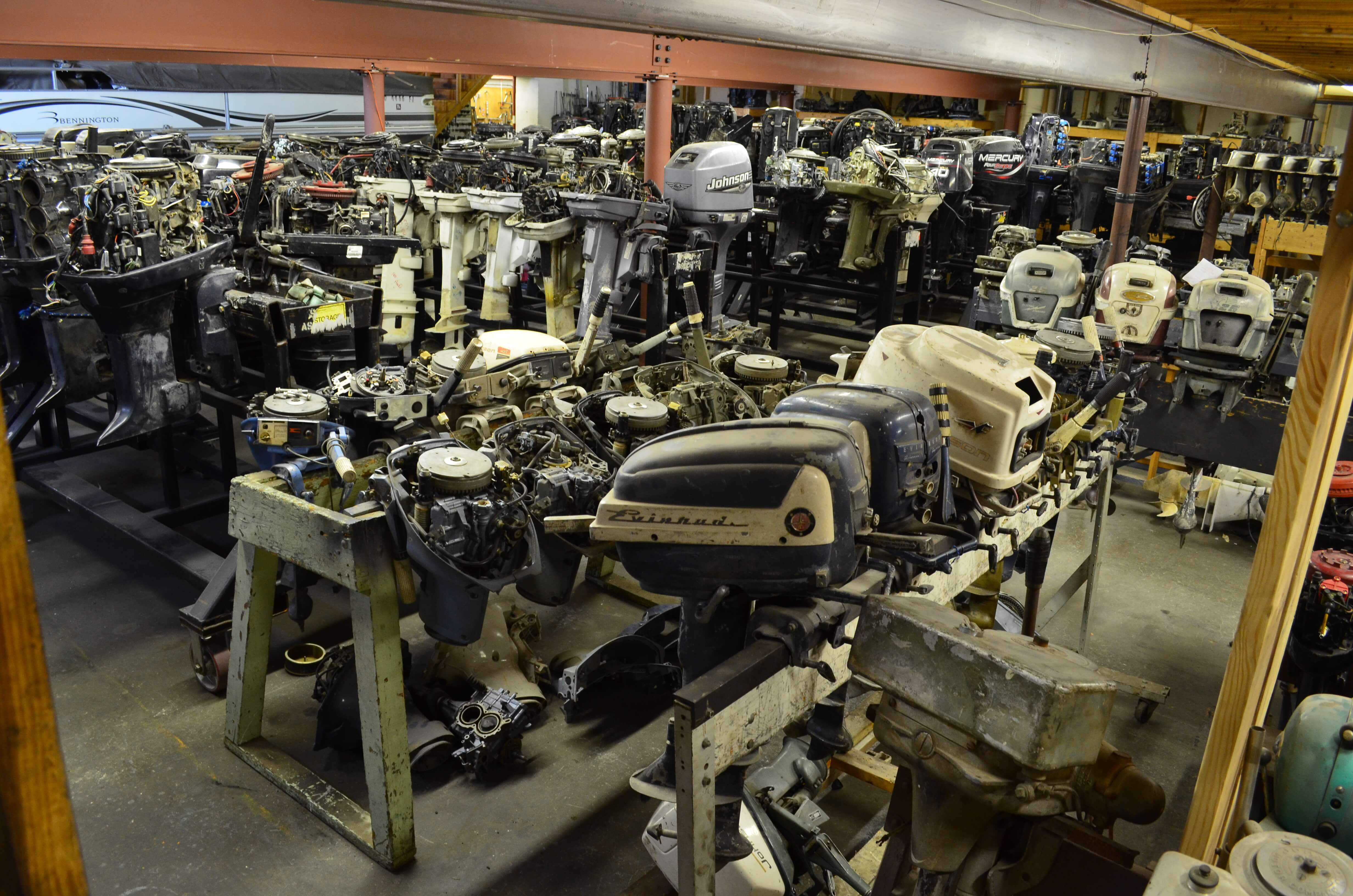 The Challenge with Hard to Find, NLA Boat Parts | US Boatworks