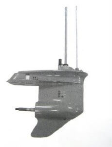 Picture of Evinrude Lower Unit 432624