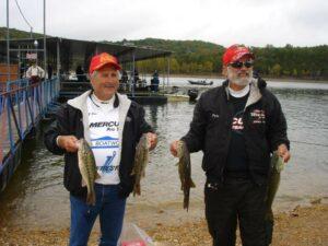 1st place fishing tournament 3
