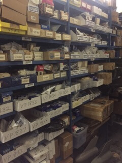 Boat Parts Room