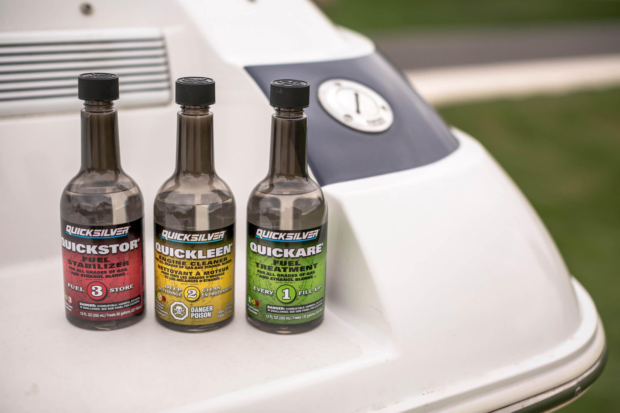 Mercury Recommend Fuel Care