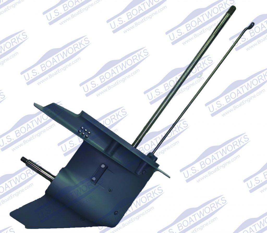 Evinrude 435280, Lower Unit from US Boatworks