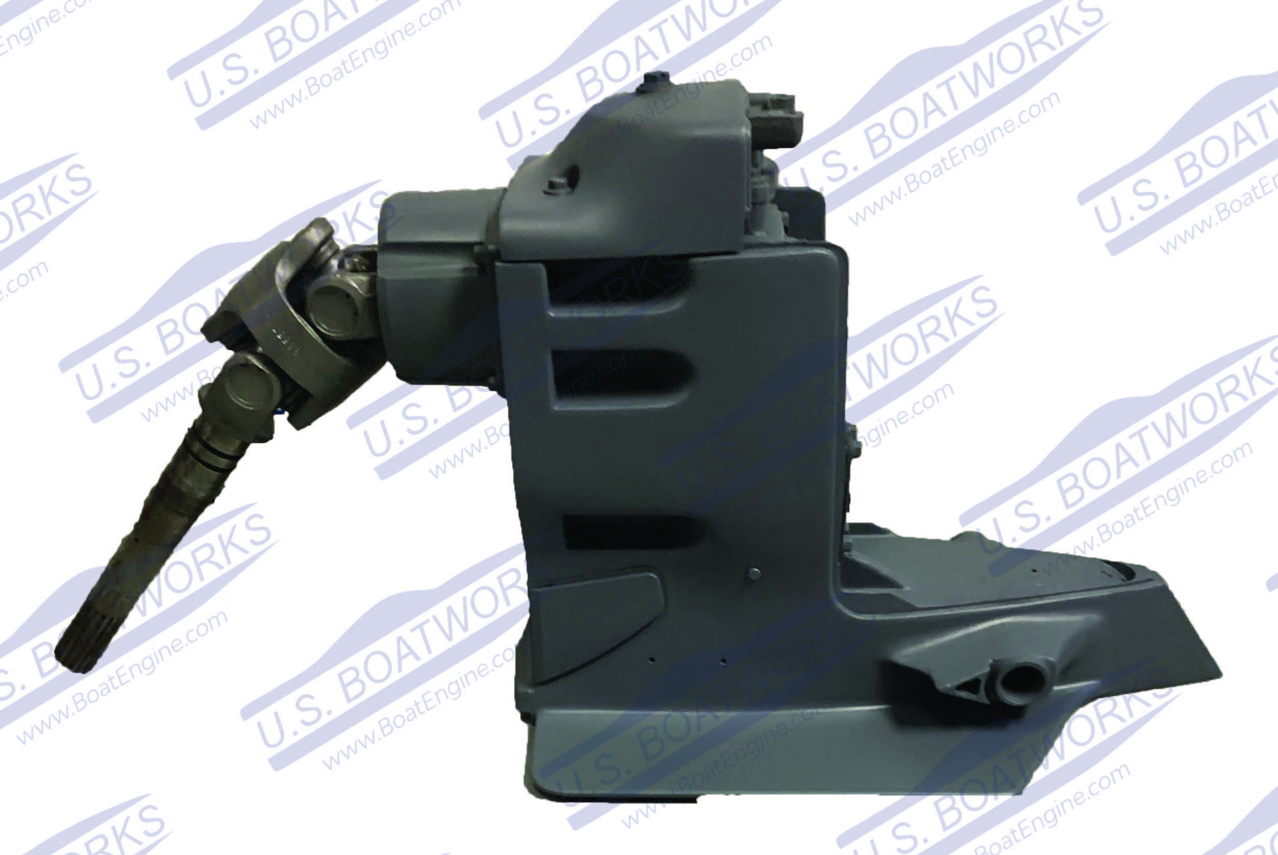 sx-m,sxm,gearcase,upper,outdrive,remanufactured,rebuilt,volvo,volvo-penta