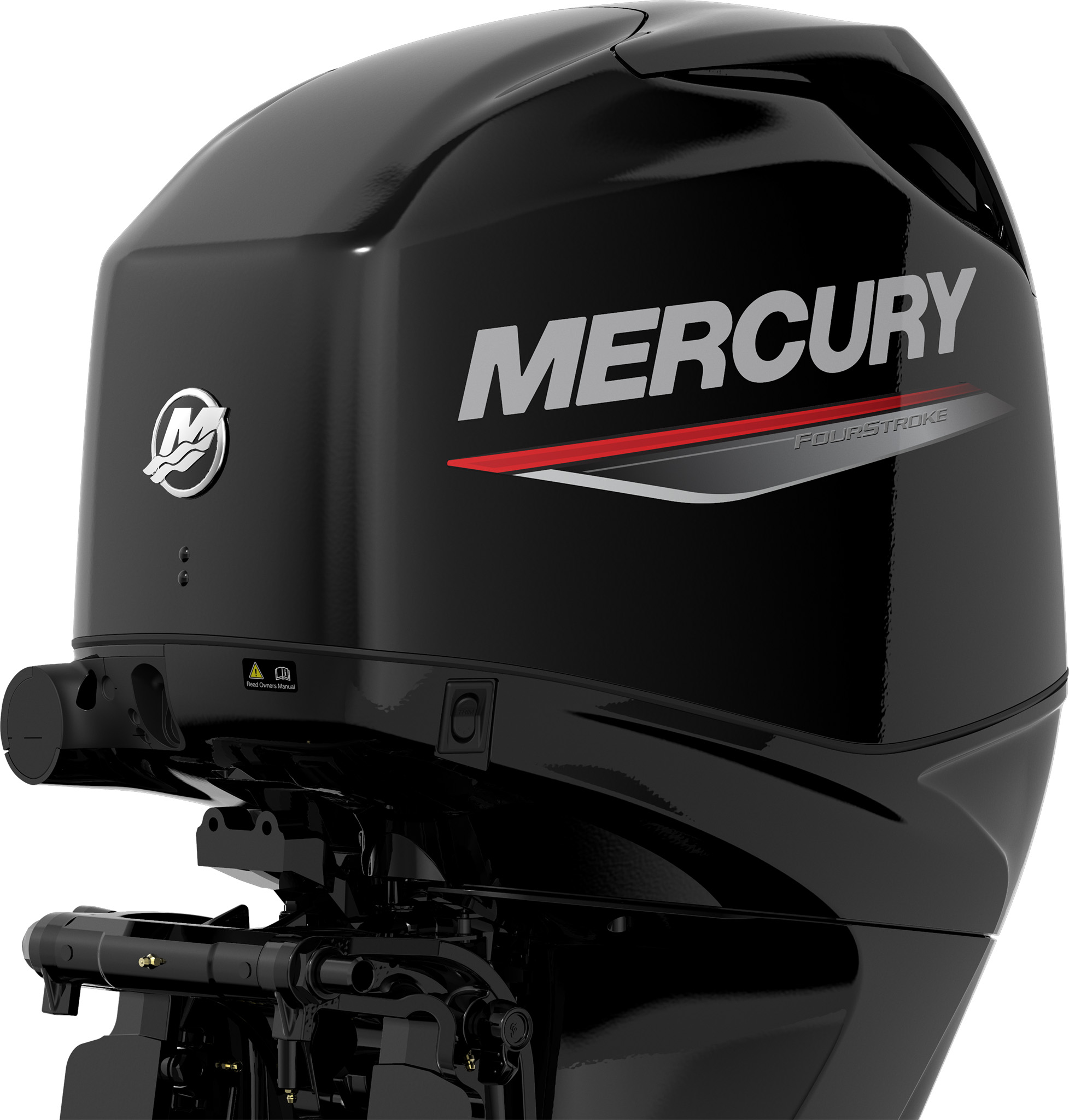 Mercury 60 HP Outboard Motor