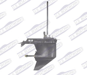 Force Lower Unit 90 HP, 1667-9011G75