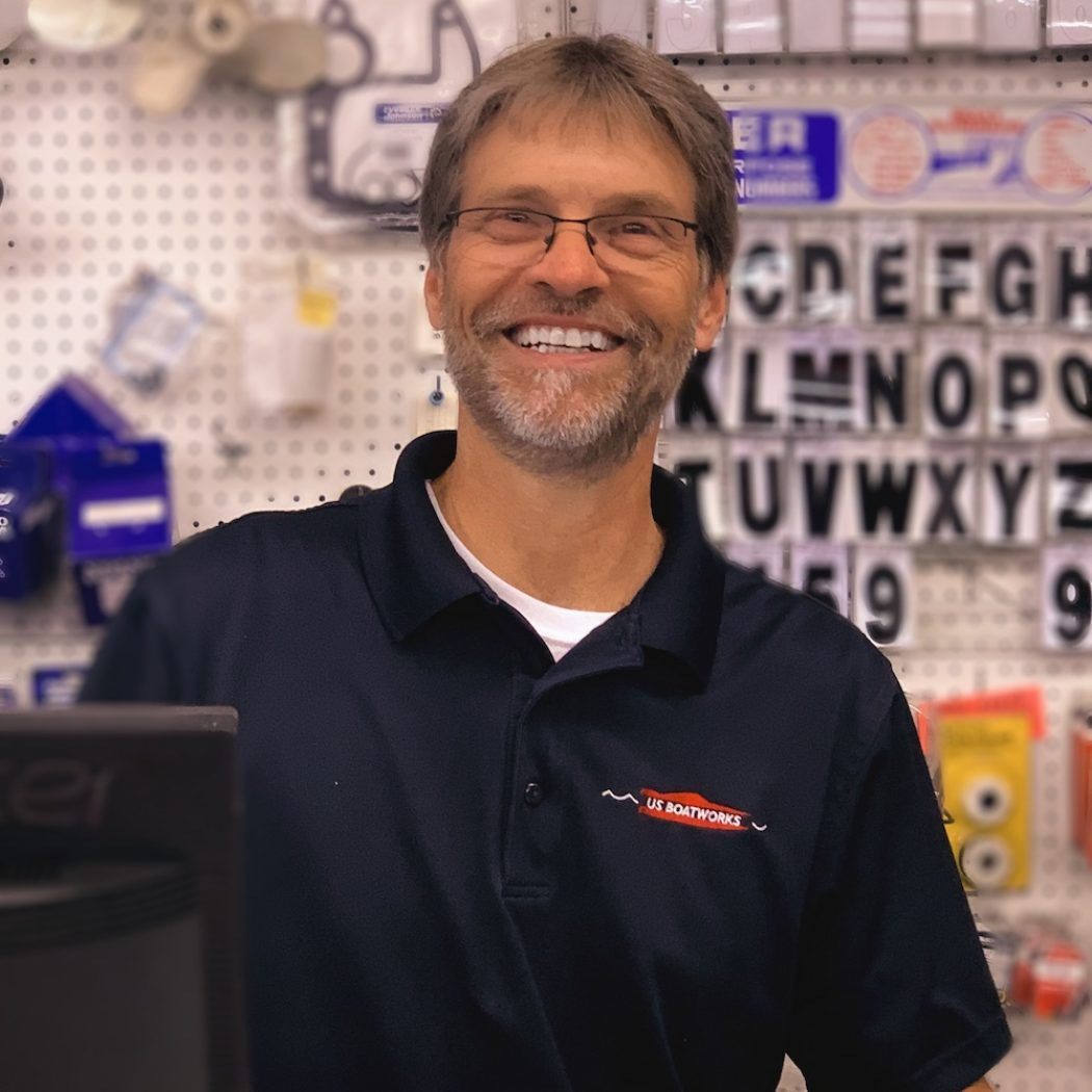 Tim Driller, Parts Manager